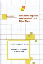 Transport à la demande en milieu rural